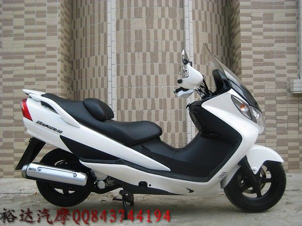 铃木摩托车 天浪250